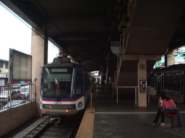 タフトアベニュー駅(フィリピン)...
