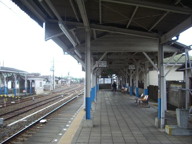 佐野市駅(栃木県): 世界の駅を巡...